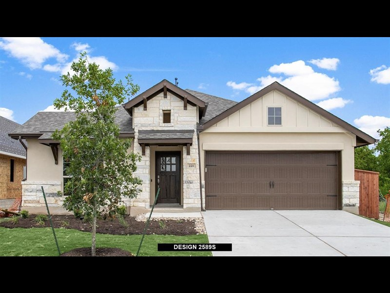 221 Magdalene Way, New Homes For Sale in Austin Texas